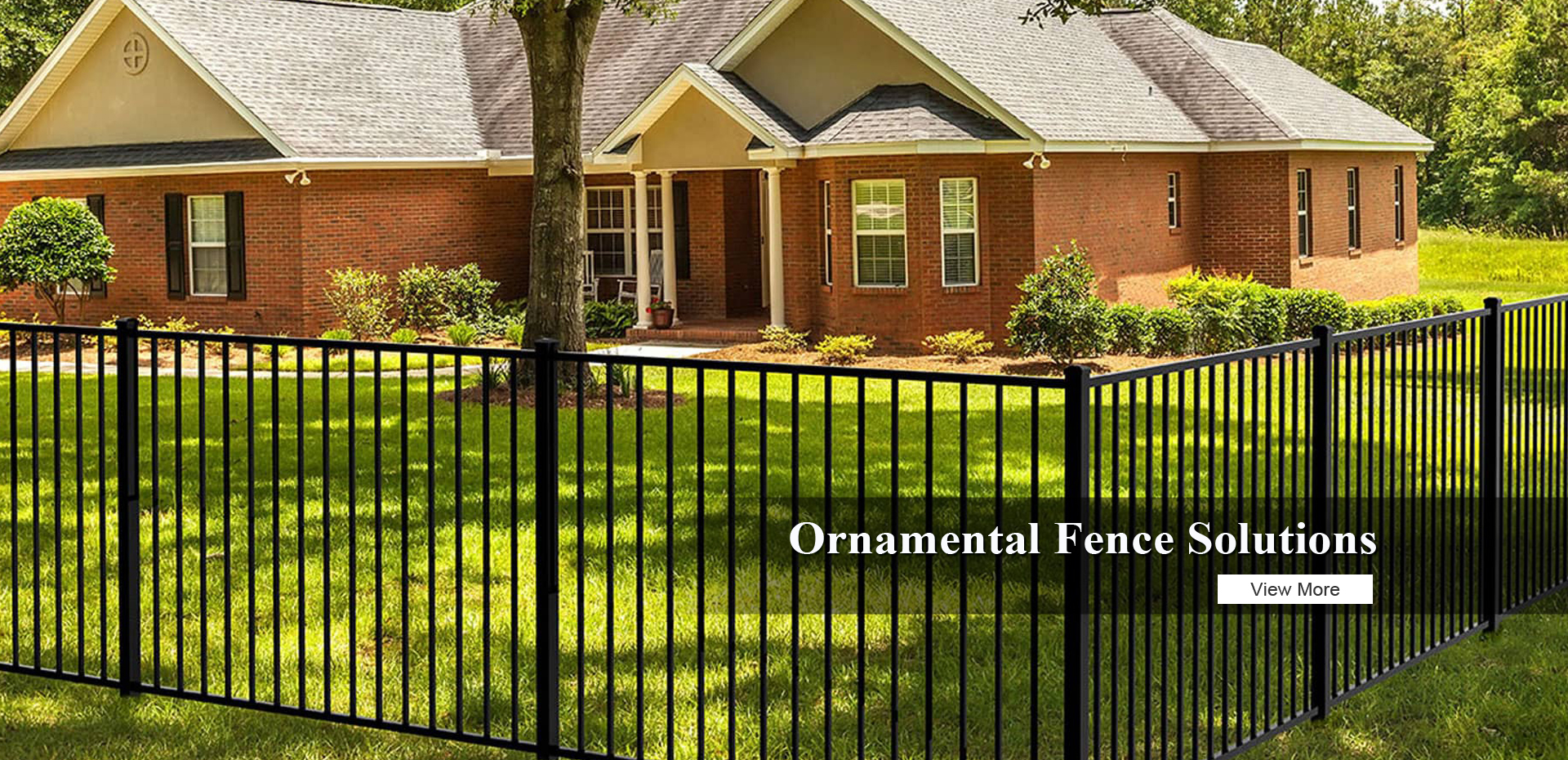 Ornamental Fence Solutions