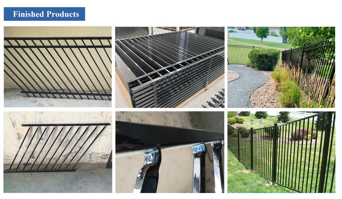 Rackable Fence