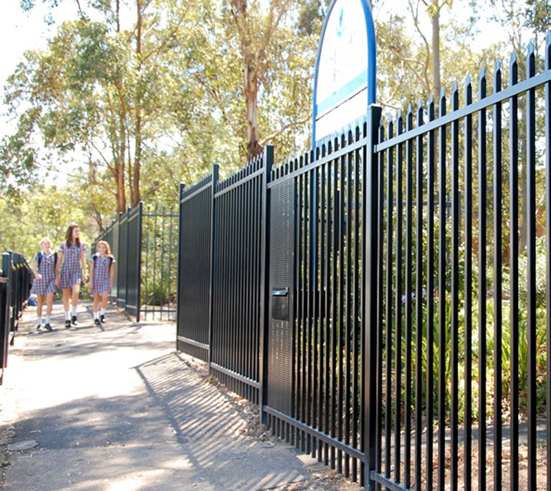 Security Fence for Schools