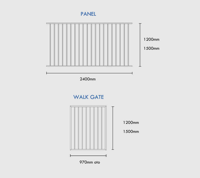 Pool Fencing Specifications