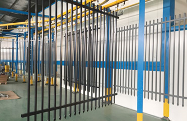 Advantages of Galvanized Steel Fence