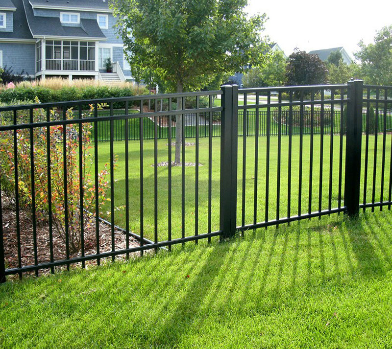 Mechanical Aluminum Fence Specifications