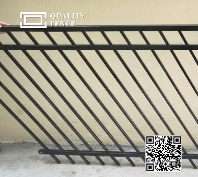 Mechanical Rackable Fence