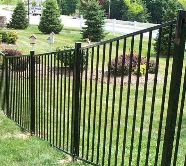 Welded Rackable Fence